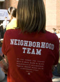 Nieghbourhood Organiser